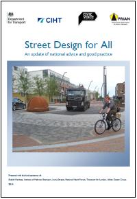 Street Design for all border