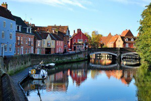 Norwich Quayside