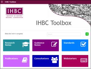Toolbox Homepage image