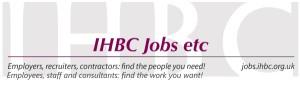 IHBC Jobs etc 600x171
