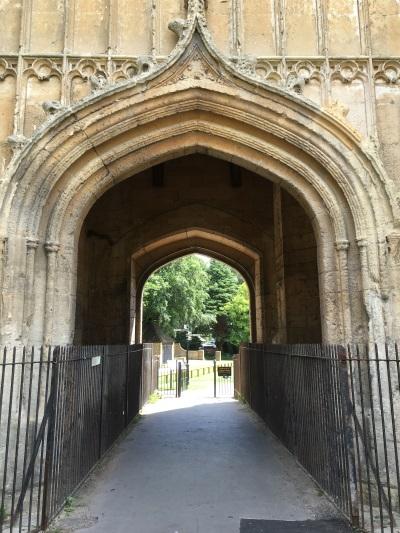 general open door image