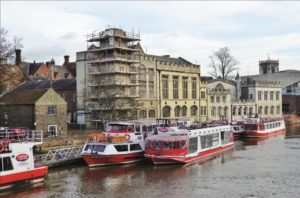 Historic England York Listed Buildings