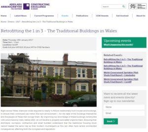 Retrofitting Wales 2017