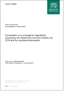 Consultation Wales GovJ an2017