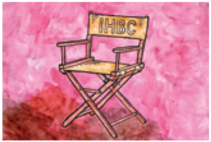 Director's chair image