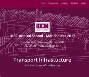 Manchester 2017 website