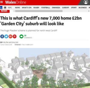 Wales online website