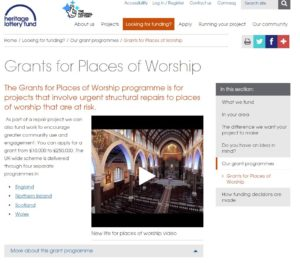 HLF Places of worship website April 2017