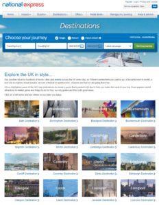 National Express website 280417