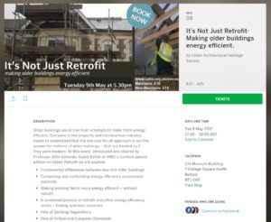 Retrofit 2017 website