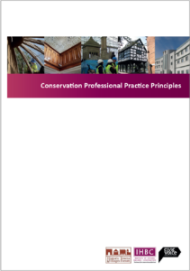 IHBC Conservation Professional Practice Guide May 2017