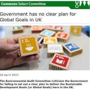 UK Gov Global Goals 260417