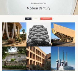 WMF Modern Century website