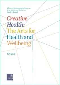 APPG Creative Health Report July 2017