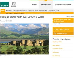 CADW website 140717