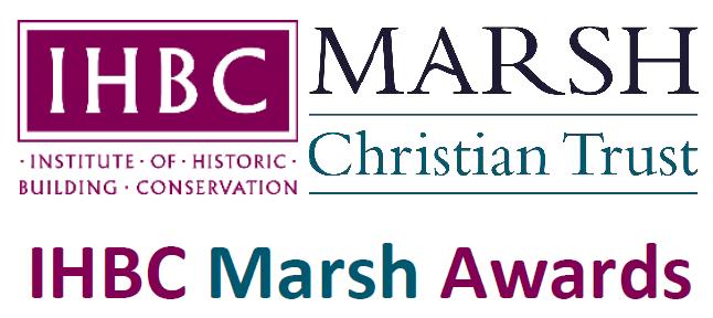 IHBC Marsh logo 2017 v3