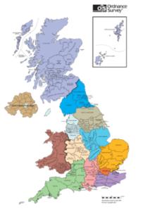 IHBC branch map