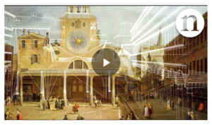 Scientific American website with video of Venice link