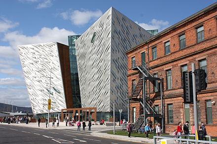 Titanic Belfast Wiki entry