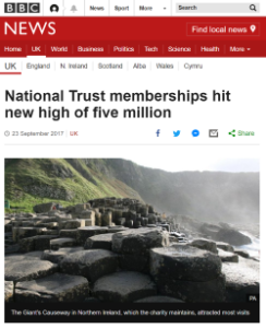 BBC news website 290917