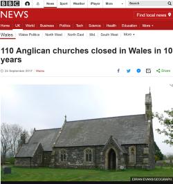 BBC News Anglican Churches 290917