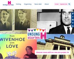 Heritage Open Days website 080917