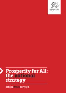 Prosperity for Wales 2017
