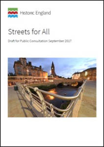 Historic England Streets for All publication
