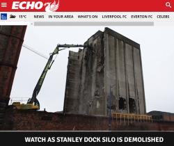 Liverpool Echo website 101017