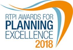 RTPI Planning Awards logo