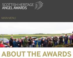 Scottish Heritage Angels website 021017