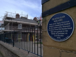 Trafalgar Square Sunderland