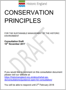 HE Conservation Principles 2017