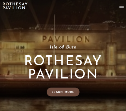 Rothesday Pavilion website