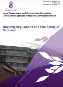 Scottish Building Regs document