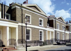 The Lloyd Baker Estate in Islington