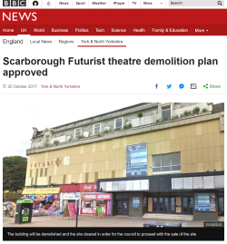 BBC News website 071117
