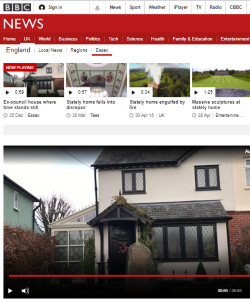 BBC website 291217