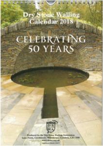 Dry Stone Walling Calendar 2018