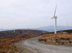 Cumbria Crack windfarm image