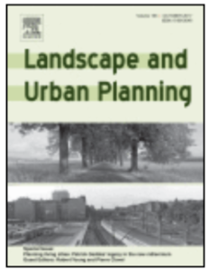 Landscape and urban planning cover 2017