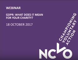 NCVO Webinar image