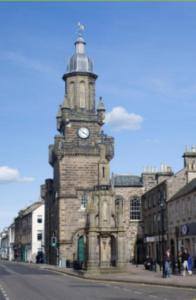 Scotlands towns website image