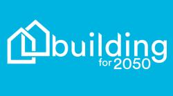 Building for 2050 logo