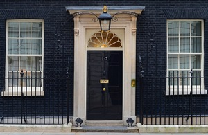 10 Downing St UK Gov