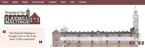 Friends of the Flax Mills Maltings website