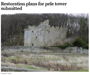 Morpeth pele tower