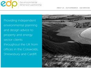 EDP website image