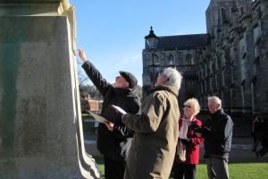 CV War Memorial image