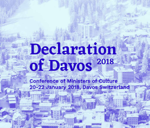 Declaration of Davos website